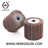 Rotelle di lucidatura della falda del materiale abrasivo per frantumare
