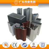 Door and Window Aluminum Extrusion Profiles with ISO Certificate