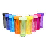 Nuevo diseño del lado de la copa de plástico corrugado