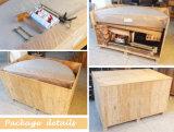Baquet chaud en bois extérieur de baquet chaud de STATION THERMALE pour la personne 2