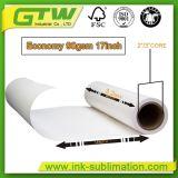 Экономика 90GSM металлические Сублимация передачи бумаги в рулон