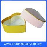 安くカスタマイズされた卸し売りギフトの紙箱の荷箱の印刷