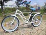 Femme Beach Cruiser 26*2,125 classique Ebike Cruiser Pneus 36V 250W vélo électrique