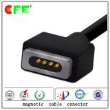 Connettore di cavo magnetico di Pin di Pogo di alta qualità