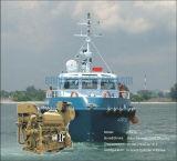 (KTA19-M470) 470HP/351kw重慶Cumminsの海洋の船の主力のディーゼル機関