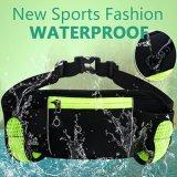 Sacchetto corrente resistente del pacchetto della vita della cinghia del sacchetto dell'acqua per gli sport esterni di iPhone che pareggiano