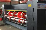 Impression de carton rainant la machine de découpage rotatoire