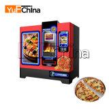 2017 nuevo tipo precio caliente de la máquina expendedora de la pizza de la venta