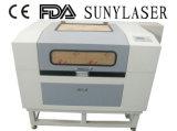 Máquina de gravura elevada do laser de Precesion para a amostra