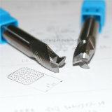 Оригинального дизайна высокой точностью 2/3/4/5 выемок твердых карбида вольфрама со стороны шагающим подом мельница на высокой скорости резки используется на токарный станок с ЧПУ индивидуальные имеющихся