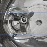Mélangeur détergent d'acier inoxydable faisant cuire le réservoir de mélange de liquide avec le chauffage
