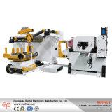 Стальная катушка выправляя машинное оборудование машины (MAC4-1000)