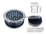 Im Freienlicht der Leistungs-36W LED Inground mit 3 Jahren Garantie-