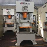 Presse de transmission mécanique détraquée simple de bâti de la machine C de presse de la tonne Jh21-200