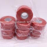 Fita adesiva de alta temperatura da borracha de silicone do reparo provisório da mangueira