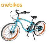 '' Bewegungselektrisches fettes Fahrrad der Naben-neue bunte 26 für Erwachsenen