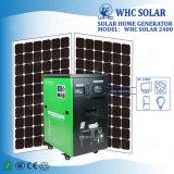 Hors réseau 1500W système d'énergie solaire pour la maison