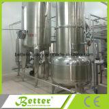 Máquina de concentração de evaporação Hebal de vácuo