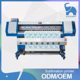 1,8 m de alta calidad impresora plana UV Subliamtion calor con DX5