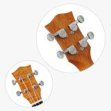 Торговая марка Aiersi Custom 23-дюймовый цветной Ukulele Instrumant ручной работы