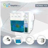 4 dans 1 l'eau Dermabrasion massage facial avec OEM de la machine