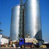 Кукурузной муки пшеничной растений для хранения на заводе в бункере
