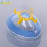 Maschera di protezione medica di anestesia del PVC dei prodotti