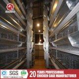A3L120 120 Type de capacité de poulet Super couche Cage de la batterie