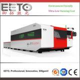 Farbricationのために設計されている高速4000W CNCのファイバーレーザーの打抜き機