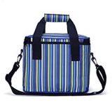Nouveau design de promotion du refroidisseur d'fourre-tout sac à lunch Sacs à main en polyester
