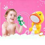 Les enfants Cartoon Animal Toy Salle de bains avec douche à main pluie Booster Sucker accessoire de tête