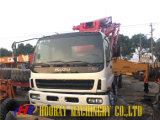 Caminhão usada/de segunda mão de Isuzu da bomba concreta/bomba concreta Caminhão-Montada do crescimento