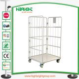 Il carrello logistico di spinta della mano Carts i carrelli del magazzino della mano