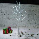 1.2m 훈장을%s LED에 의하여 주문을 받아서 만들어지는 환경 가벼운 Sakura 나무 빛