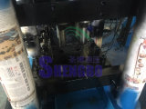 De Machine van de Briket van Grans van het Aluminium van vier Blokken van de Lossing
