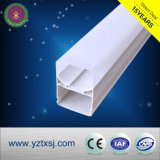 Corchete de la cubierta LED del tubo del material T5 LED de la PC del PVC