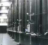 El tanque de almacenaje del jugo de la leche del tanque de sujeción del acero inoxidable