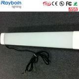 120lm/W 고성능 IP65 150cm 60W 80W 세 배 증거 LED 빛