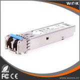 Эффективного с точки зрения затрат совместимость Brocade 100BASE-EX 1310 нм SFP 40км приемопередатчика