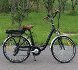 250W 무브러시 모터를 가진 전기 도시 자전거