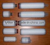 Патрон фильтра микрона плиссированный PP/Pes/PTFE/Nylon для водоочистки
