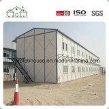 Construction de la Chambre d'accommodation de travail de construction préfabriquée d'ingénierie