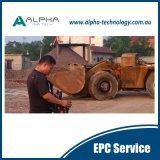 IP67 Systeem van de Afstandsbediening van de Lader van de bescherming het Standaard Ondergrondse