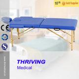 Buchenholz-beweglicher faltender Massage-Tisch (THR-WT002C)