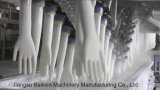 Latex-Handschuh-Produktionszweig Nitril-Handschuh, der Maschine herstellt