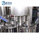 Macchina di coperchiamento di riempimento in bottiglia automatica del selz dell'acciaio inossidabile