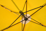 Paraguas ULTRAVIOLETA plegable de la lluvia de Sun de la protección del paraguas del plátano de la novedad