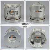 4D33 Las piezas del motor de pistón de Mitsubishi Motor Diesel Autopartes para mí016895/Me013312