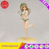 Figura del Anime della ragazza di nuoto per la decorazione