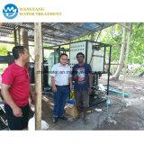 Unité de dessalement conteneurisé à l'eau portable